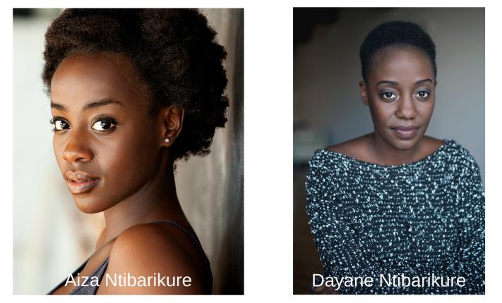 Aiza Ntibarikure & Dayane Ntibarikure